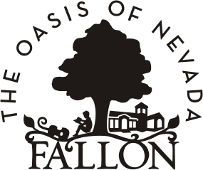 City of Fallon Logo - 2009 - Black and White.jpg